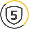 5 lat gwarancji icon
