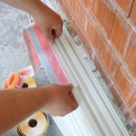 Ciepły montaż okien (w technologii SWS)