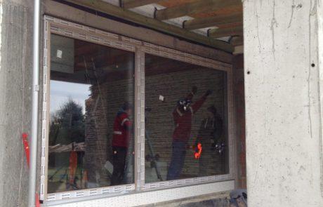 Montaż okien przesuwnych Krispol - Sieradz