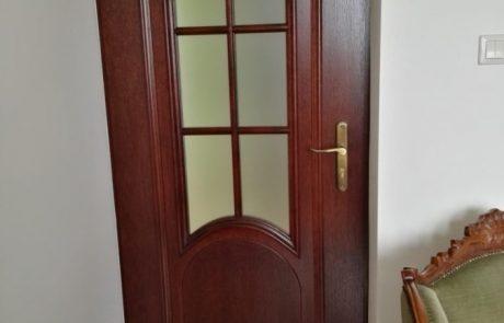 Montaż drzwi drewnianych Pol-Skone - Wieluń