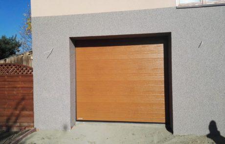 Montaż bramy garażowej Krispol - Szadek
