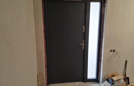 Ciepły montaż drzwi - Łódź