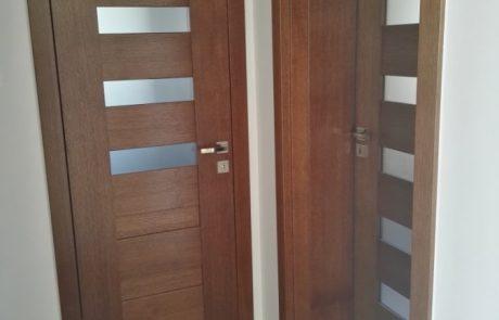 Montaż drzwi wewnętrznych bezprzylgowych