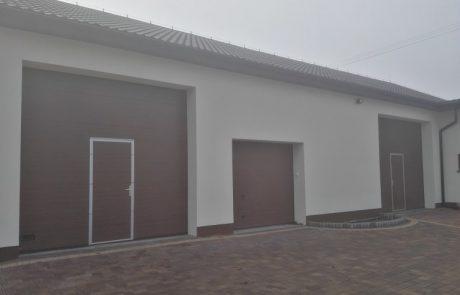 Montaż bram przemysłowych - Zduńska Wola