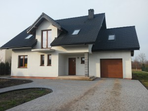 Montaż bramy garażowej i drzwi - Łask