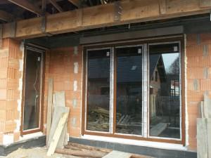 Montaż okien, rolet i bramy garażowej segmentowej - Bełchatówdrzwi - Łask