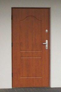 Montaż drzwi stalowych pełnych - Zduńska Wola