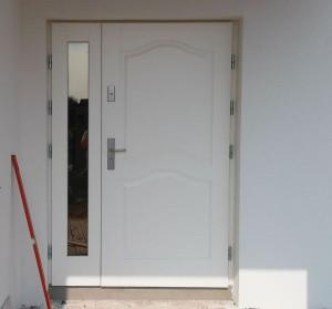 Montaż drzwi wejściowych - Wieluń