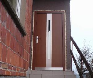 Montaż drzwi wejściowych - Sieradz