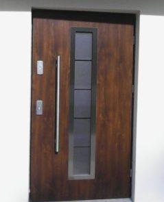Montaż drzwi wejściowych - Łódź