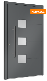 Drzwi zewnętrzne Solano S107
