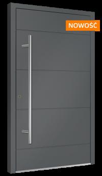 Drzwi zewnętrzne Solano S109