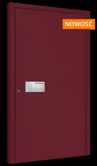 Drzwi zewnętrzne Solano S206