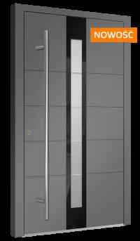 Drzwi zewnętrzne Solano S302