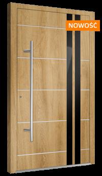 Drzwi zewnętrzne Solano S304