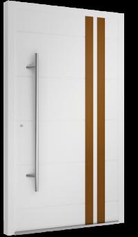 Drzwi zewnętrzne Solano S102