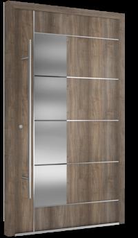 Drzwi zewnętrzne Solano S205