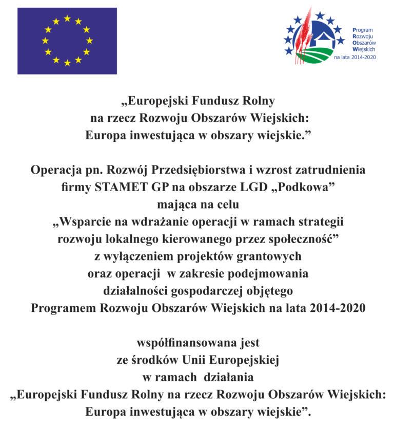 projekt unijny