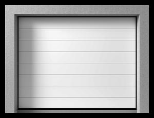 Brama segmentowa Krispol K2 RS