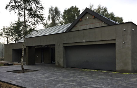 Brama garażowa Sieradz