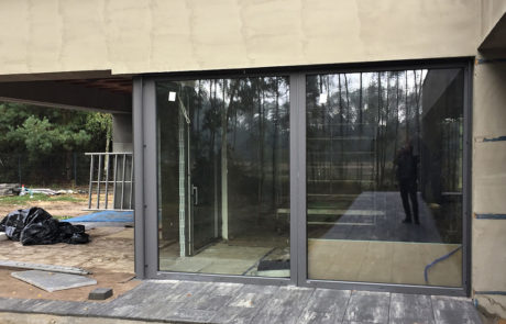 Drzwi przesuwne HST - Sieradz