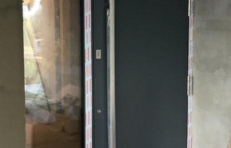Drzwi wejściowe - Sieradz