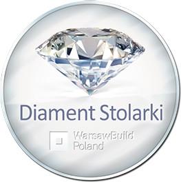 Nagroda dla firmy Krispol - Diament Stolarki