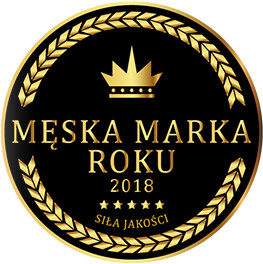 Nagroda dla firmy Krispol - Męska Marka Roku 2018